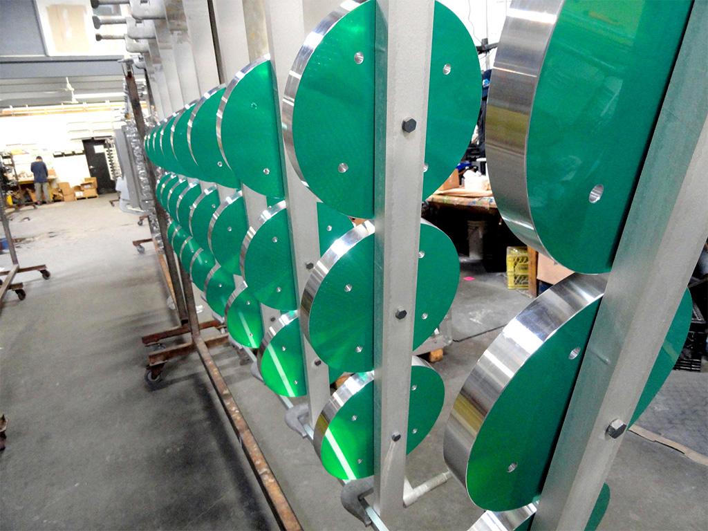 Altech Anodizing Anodizing Section Masking Plugging