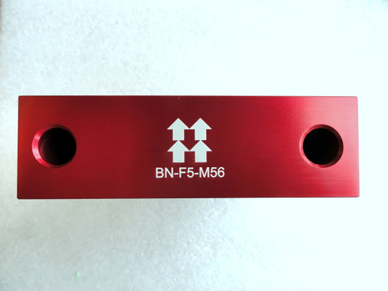 Altech Anodizing Gallery Etching If Red Anodizing